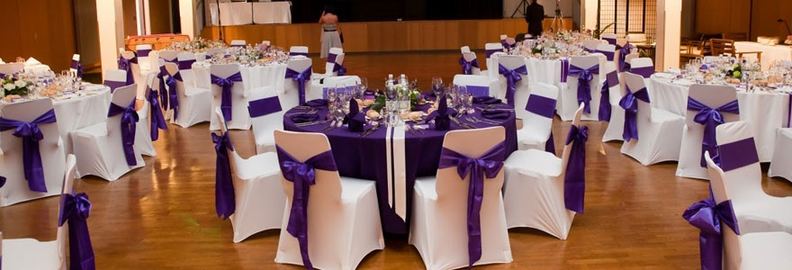 décorations de mariages