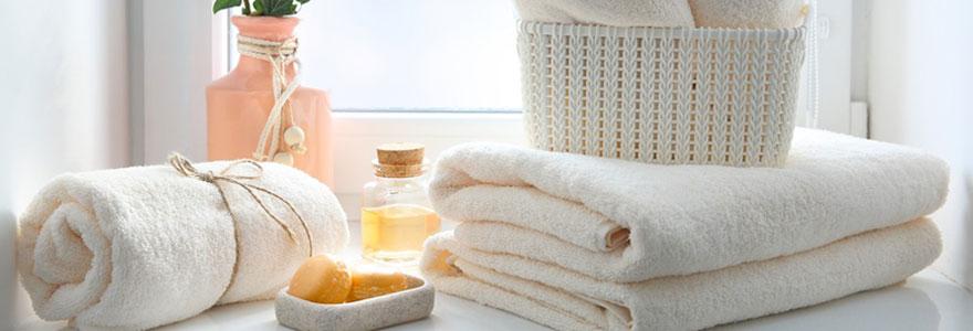 Choisir des serviettes haut de gamme en ligne